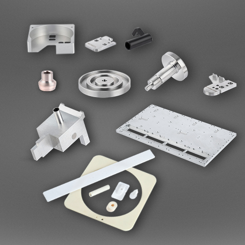 MPP uses a variety of materials including Metals for precise parts
